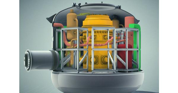 Les mini réacteurs modulaires SMR, jokers climat du nucléaire