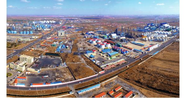 Suez signe un contrat de 1 milliard en Chine