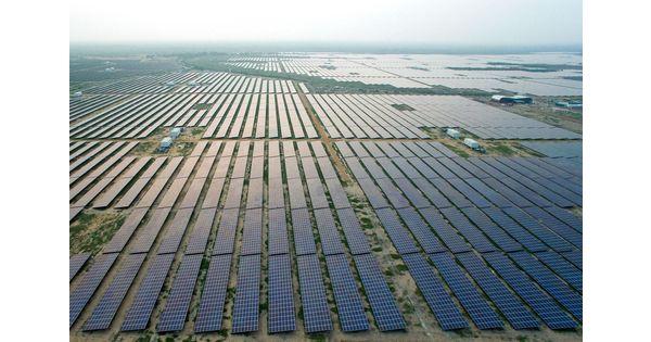 Pourquoi Total investit 2,5 milliards de dollars dans le solaire en Inde