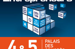 Salon des Entrepreneurs Paris 2015