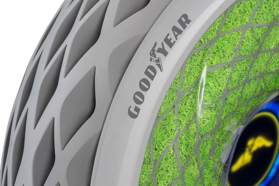 [L'industrie c'est fou] Pour Goodyear, pneu qui roule amasse la mousse