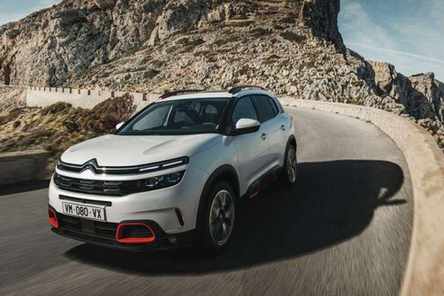 Percée de Citroën dans un marché français des voitures neuves en baisse en juillet