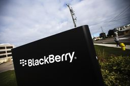 BlackBerry poursuit Facebook pour violation de brevets