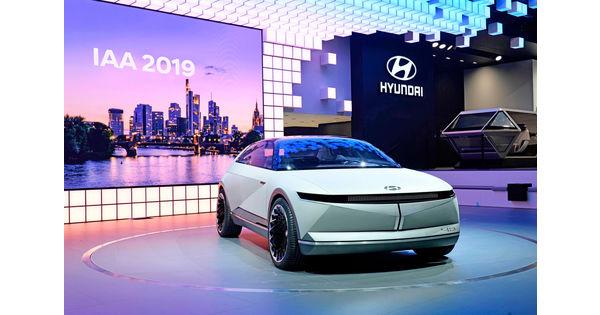 Volkswagen ID.3, Land Rover Defender, Hyundai 45EV… Les cinq images de la semaine, spécial Francfort