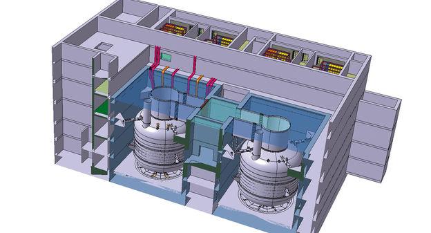 Nuward, l'unique mini-réacteur nucléaire français - L'Usine Nouvelle