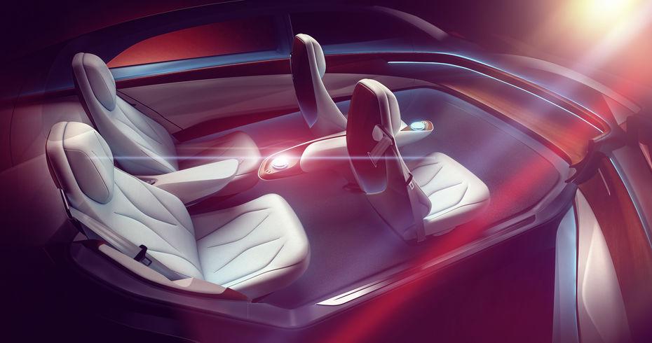 Volkswagen ID Vizzion : un concept pour Genève