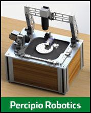 Percipio Robotics : manipulateur XXS