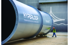 Hyperloop vend du rêve
