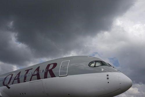 Airbus livre à Qatar Airways son nouveau gros-porteur, l'A350