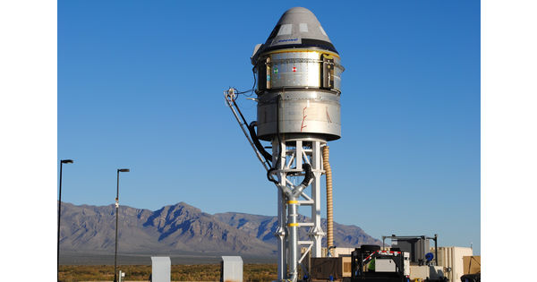La capsule spatiale SpaceX coûte beaucoup moins cher à la NASA que celle de Boeing
