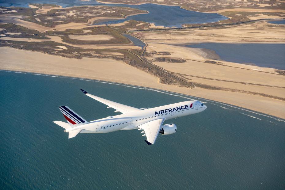 [L'image du jour] Air France réceptionne officiellement son premier Airbus A350 - L'Usine Aéro