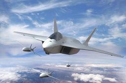 La France favorable au rapprochement de son projet d'avion de combat du futur avec celui du Royaume-Uni