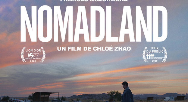[[Entracte - cinéma] Nomadland revisite la vie des pionniers américains avec... une pionnière] - Usine Nouvelle
