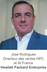 José Rodrigues - Directeur des ventes - Hewlett Packard