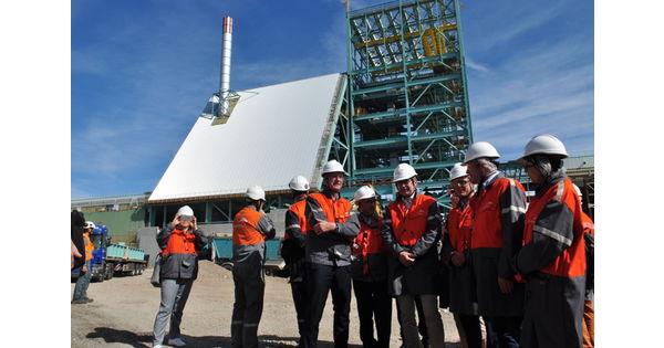 ArcelorMittal s'apprête à démarrer sa seconde ligne de galvanisation à Florange