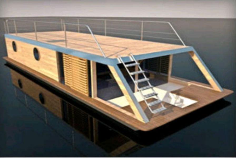 le fredaine l habitat fluvial l 39 usine a ro. Black Bedroom Furniture Sets. Home Design Ideas