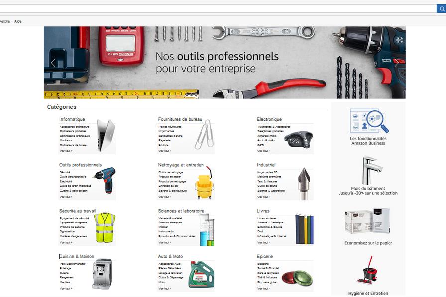 15dc18c2bf26 Amazon Business : un nouveau service pour faciliter les achats des ...