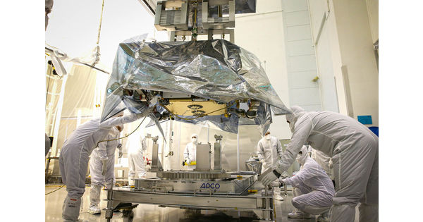 [En images] Le rover européen d'ExoMars a terminé ses tests environnementaux - L'Usine Aéro
