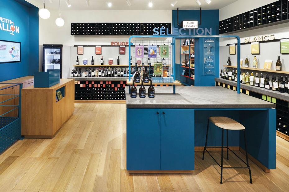 Winetech] Le Petit Ballon ouvre une première boutique