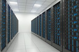 Nouveau datacenter d'Orange à Chartres