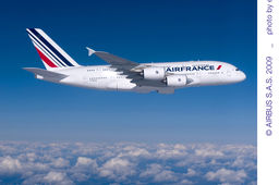 Paris / New York en A380 : Air France l'a fait