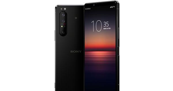 Avec son smartphone 5G, le Xperia 1 II, Sony va-t-il se relever dans les mobiles ? - Télécoms