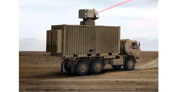 En quoi va consister l'arme laser à haute énergie nouvelle génération développée par Boeing et General Atomics