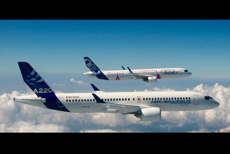 A livré 380 appareils de janvier à juillet — Airbus group