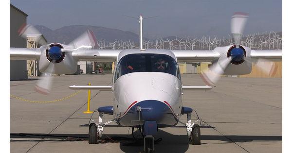 La NASA développe un petit avion électrique pour un premier vol en 2020 - L'Usine Aéro - L'Usine Nouvelle