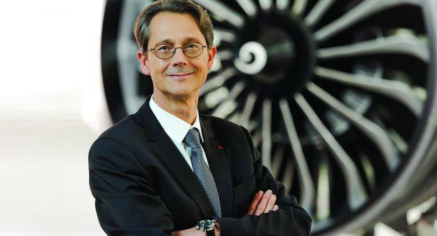 Olivier Andriès, un polytechnicien pour piloter Safran - L'Usine Nouvelle