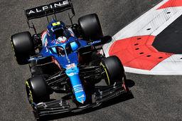 Esteban Ocon Alpine F1