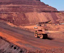 Minerai de fer - Torn Pince, Australie