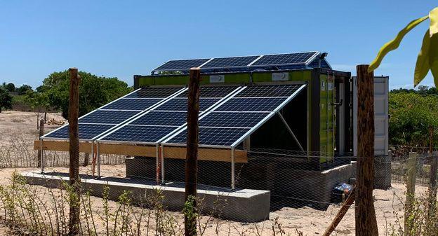 Ecosun va bâtir une usine de génératrices solaires à Sainte-Croix-en-Plaine