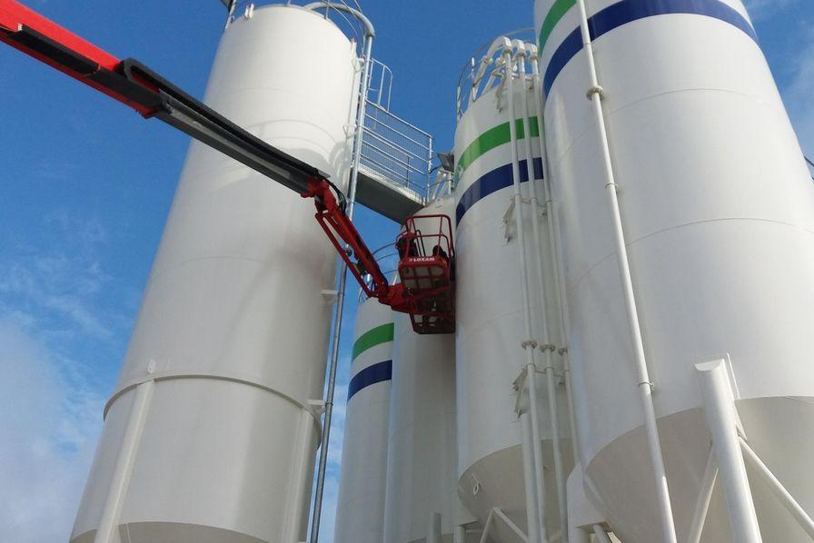Béton bas carbone et camions hybrides, le nouveau mix vert du vendéen Edycem