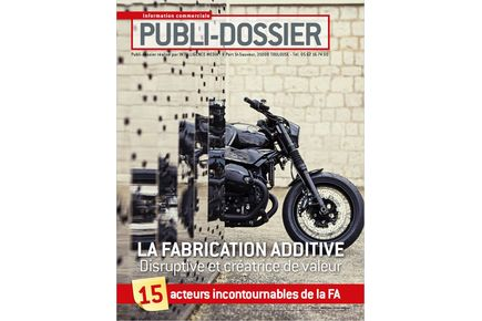 La Fabrication Additive sort renforcée de la crise