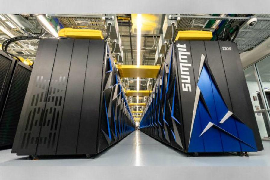 Le supercalculateur le plus puissant au monde est à nouveau ...