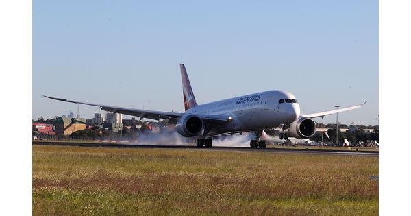 Un Boeing 787-9 Dreamliner vole 19 heures sans escale pour un New York-Sydney, une première