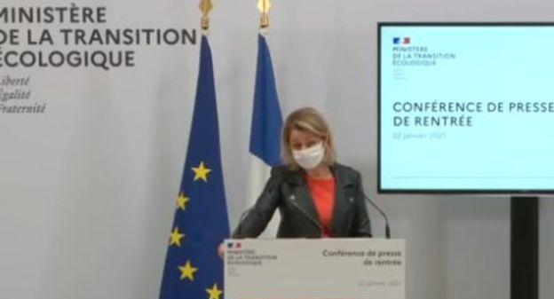 Barbara Pompili se félicite du retour des Etats-Unis dans l'Accord de Paris