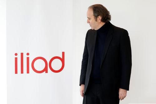 Salt, filiale mobile d'Iliad, se lance dans le fixe en Suisse