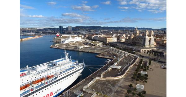 Le port de Marseille investit dans son verdissement