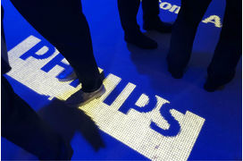 Philips Lighting va supprimer plus de la moitié de ses effectifs à Miribel