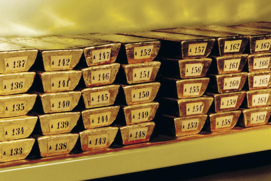 Pourquoi L Or Pourrait Battre Son Record Historique