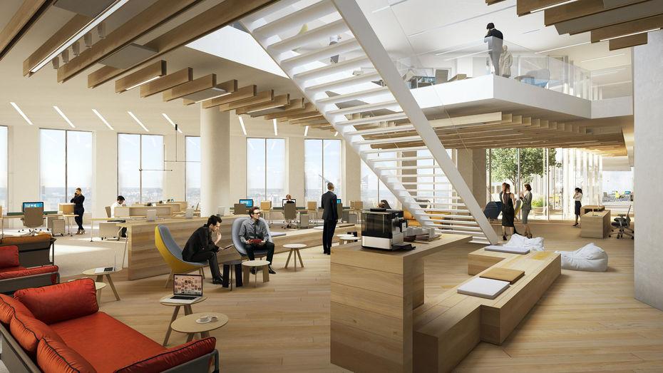 Ivanhoe cambridge vend une tour à bureaux à new york lesaffaires