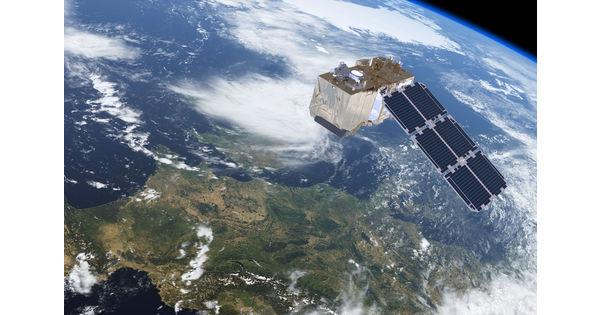 De l'espace à la Terre, les nouvelles applications industrielles de Copernicus