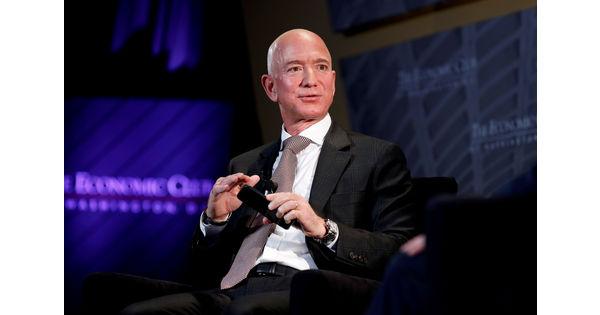Le PDG d'Amazon Jeff Bezos lance un fonds de 10 milliards de dollars pour le climat - Numerique