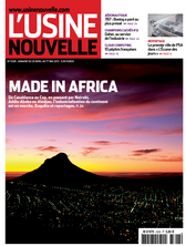 Usine Nouvelle du 25 April 2013 N°3328