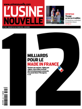 Usine Nouvelle du 06 March 2014 N°3367