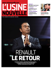 Usine Nouvelle du 03 March 2016 N°3458