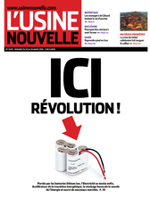 Usine Nouvelle du 10 March 2016 N°3459