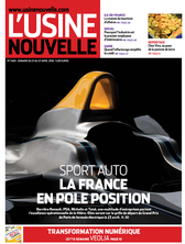 Usine Nouvelle du 21 April 2016 N°3465